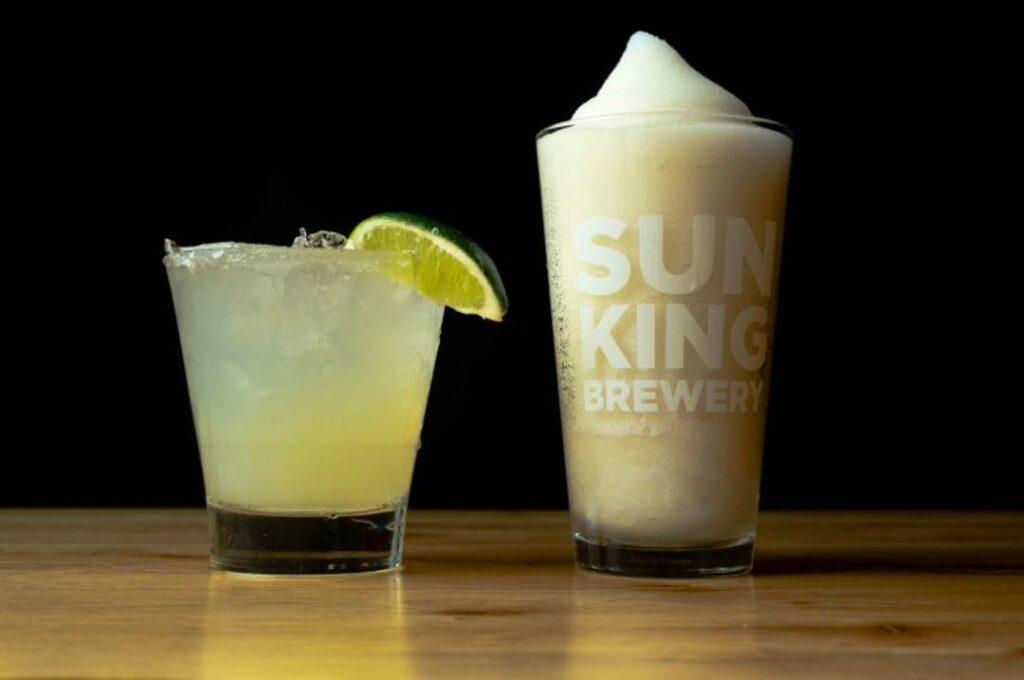 Cocktail and Slushie