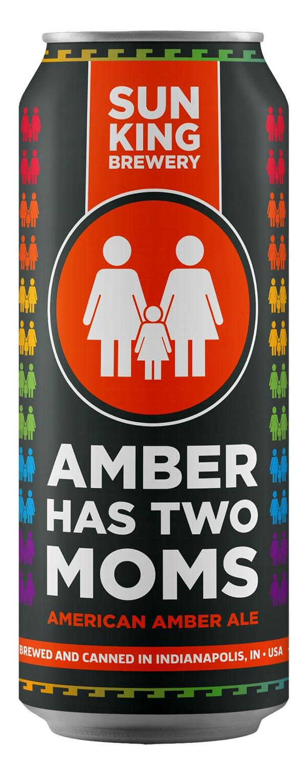 Amber Has Two Moms Amber Ale