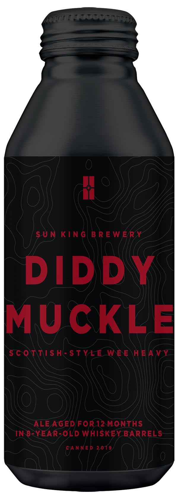 Diddy Muckle Whiskey Barrel-Aged Scottish Style Wee Heavy