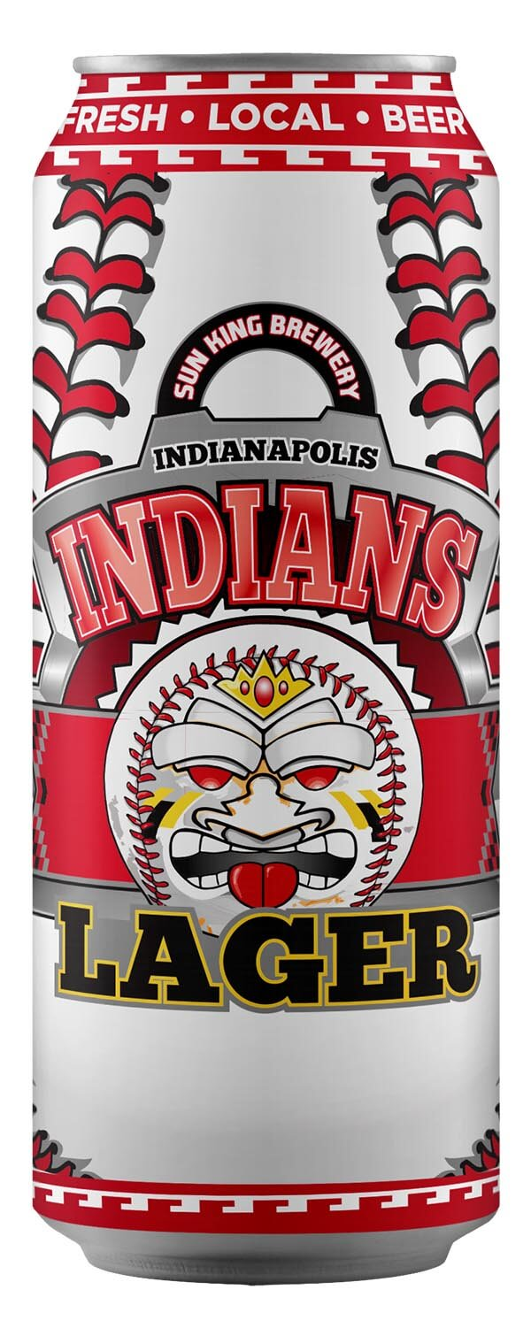 Indians Lager Vienna Style Lager